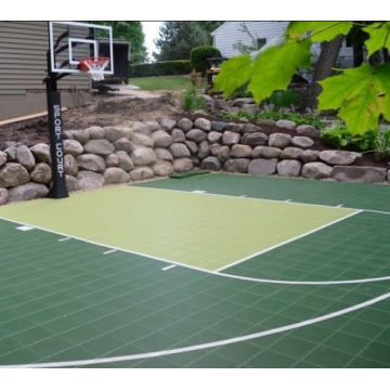 Home Backyard Interlocking Modular Floor Tile