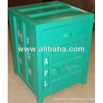 Meuble design en conteneur