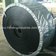 China Correa transportadora del cordón de acero resistente al aceite / correa transportadora de goma