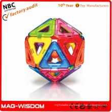 Sabiduría mag inteligente juguete diy