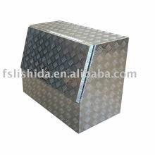 ящик для инструментов из алюминиевой пластины для проверки AL900