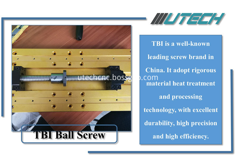 2 TBI Ball Screw 750