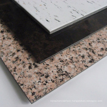 Imitate Marble Surface Aluminum Composite Panel