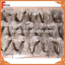 Wholesale Natural Blue Fox Scraps Plate