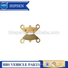Sintered brake pads for Polaris ATV series OEM number 1911171/2200901 (FA159 642)