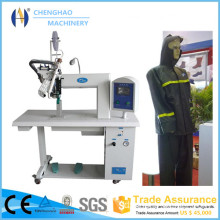 Hot Air Sealing Machine untuk Garment, jas hujan