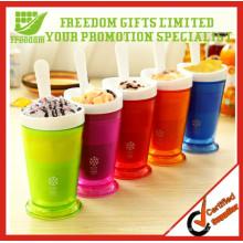 Wholesale Custom Shake Maker Plastic Slush Cups