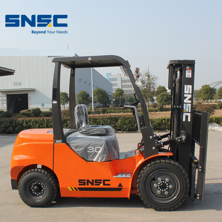 3ton manual forklift