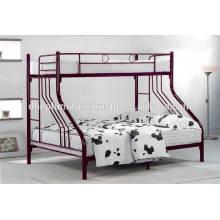 Cama del cubo del metal / Duoble Decker, muebles del dormitorio