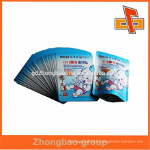 Chinese supplier aluminum foil medicine Packaging bag anti diarrhea for baby