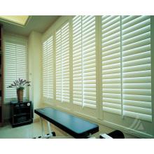 Venta caliente de lujo de buena calidad Hogar Basswood Window-Shades