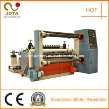 Economical Self Adhesive Label Roll Cutting Machine