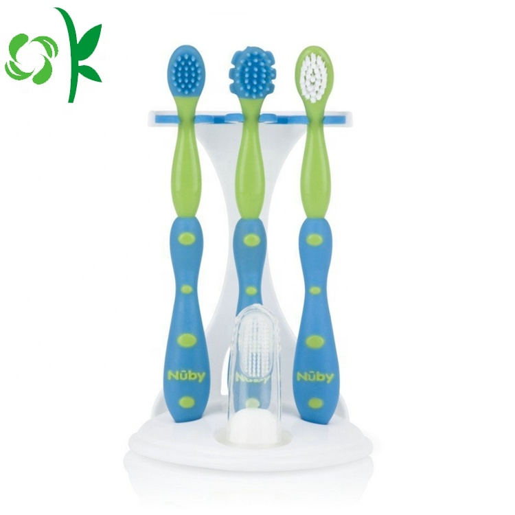 Silicone Toothbrush