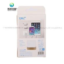 Custom Printing Mobile Phone Charger USB Packaging Box