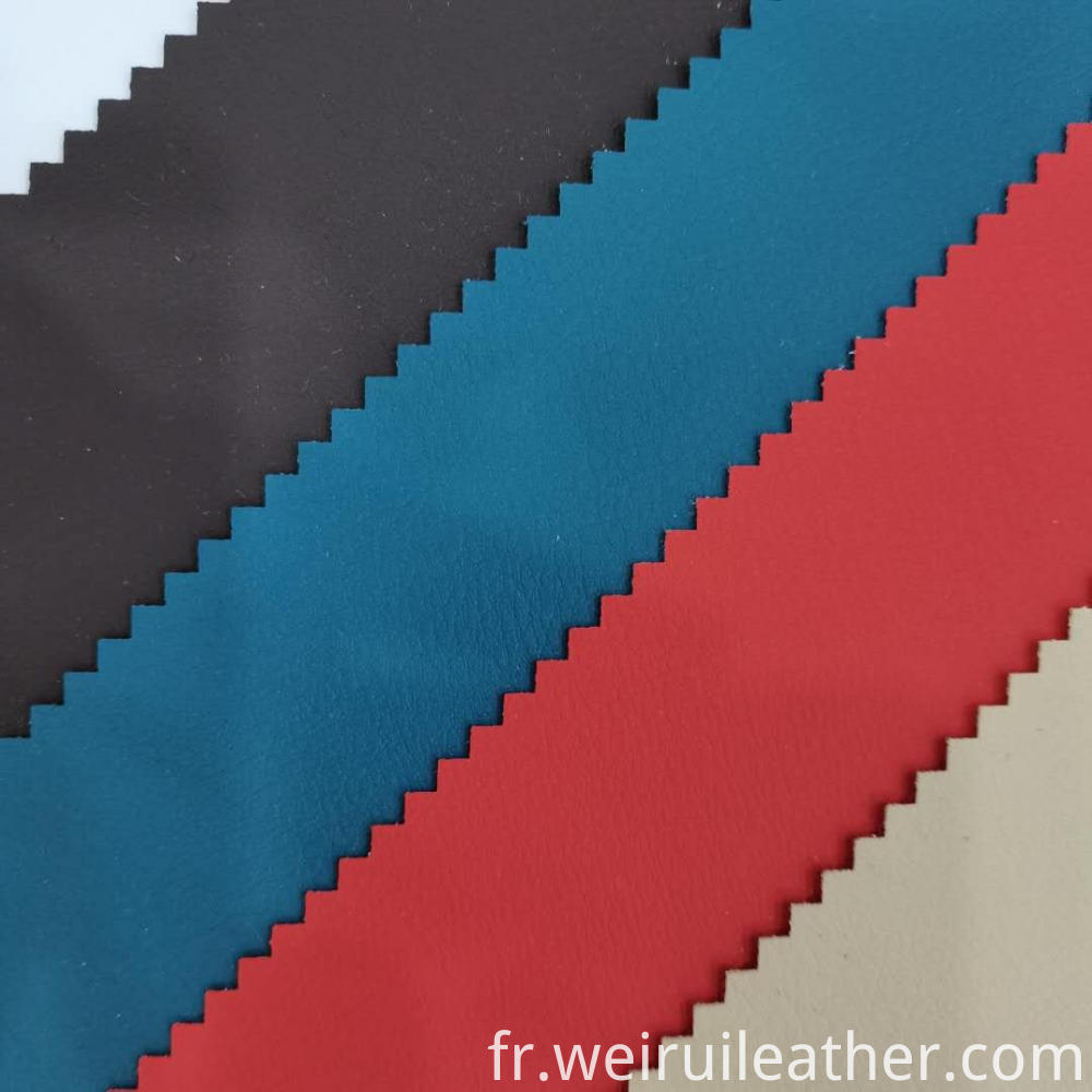 Soft And Natural Pvc Leather
