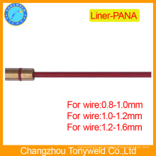 replacement for panasonic welding wire liner