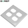 YGC-002 Venta caliente personalizada GFCI placas de pared eléctricas