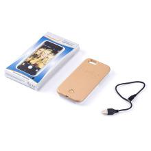 LED чехол для iPhone 6/6plus с LED свет Selfie дело