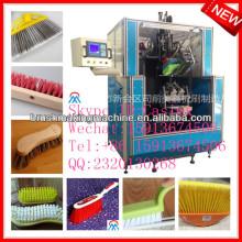 máquina da escova da vassoura / cnc máquina da vassoura de madeira / máquina de manufactura da vassoura