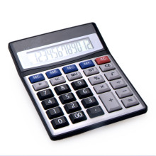 Desktop 12 digits calculatrice d'approvisionnement de bureau