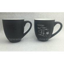 Tasse de café de changement de couleur, tasse magique promotionnelle