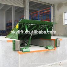 5-20ton Hydraulische feste Überladebrücke / elektrische Überladebrücke