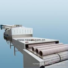 Nasan Mikrowellen-Papierröhrentrockner