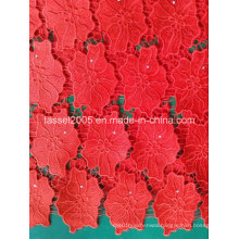 Wholesale Soft Chemical Cord Laces High Quality Bridal Guipure Lace Fabric for Dress