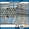 Mild or Galvanized Round/Square/Rectangular ERW Steel Pipe