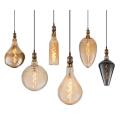 Лампочка в форме зигби для освещения обеденного стола