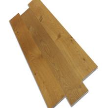 Plancher contrecollé Spc en placage de chêne ultra résistant à l'eau