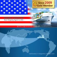 China Top Reliable Freight Forwarder aux États-Unis