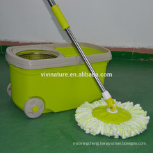 VIVINATURE 360 degree spin mop with handle easy moving