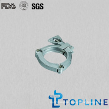 Sanitary Stainless Steel Three Pieces Clamp