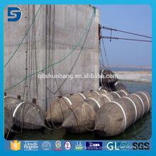 De alta presión anti Explosión de goma Sunken Ship Salvage Airbag