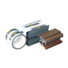 Película de protección para perfil de aluminio