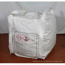 White Fabric FIBC PP Big Bag