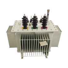 Transformateur de distribution immergé dans l'huile 11kv