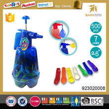 2.5 Inch magic water balloon with pump