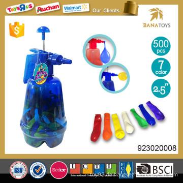 2,5 Zoll magischer Wasserballon mit Pumpe