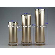 Bouteille plastique acrylique et cosmétique