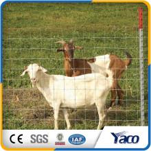 Los paneles a granel galvanizados de la cerca del ganado venden al por mayor cercado de la granja 4ft 5ft 6ft * 100m