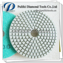 Granite Marble Concrete Grinding Flexible Wet Dry Diamond Polishing Pad