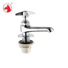 Водопроводный кран высокого качества из латуни (ZS0703)