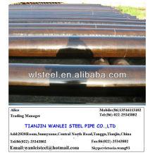 astm a333 gr.6 sch40 seamless carbon steel pipe welding