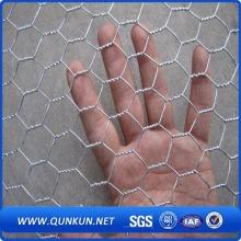 Malha de arame hexagonal na fábrica da China