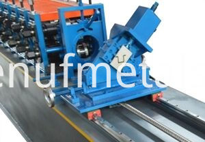 light keel forming machine working flow (6)