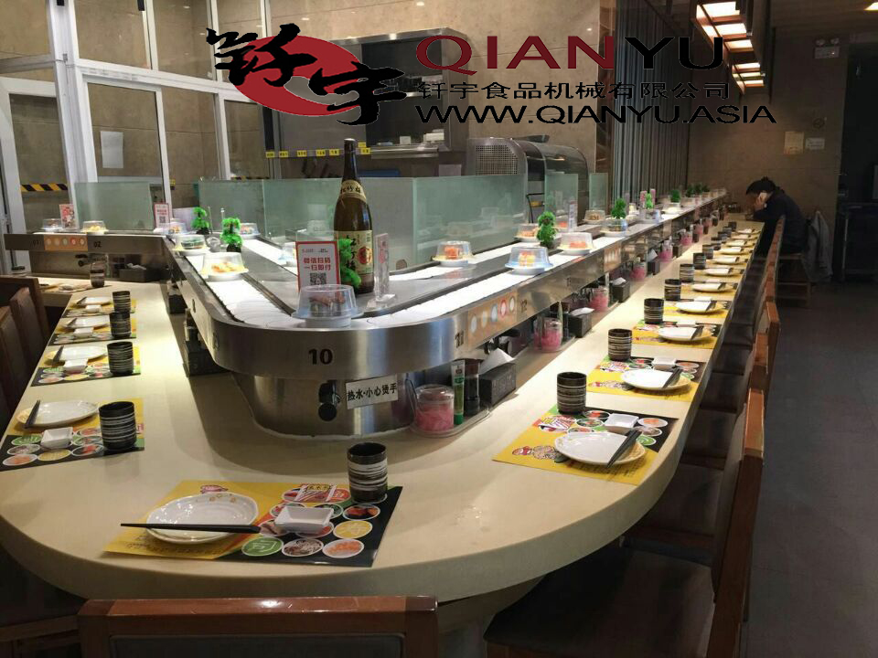 High Demand Machine Sushi Conveyor Belt