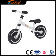 Projeto simples novo bebê mini duas rodas equilíbrio bicicleta