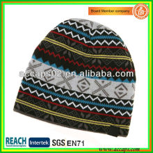 Winter knitted hat for adult BN-2640